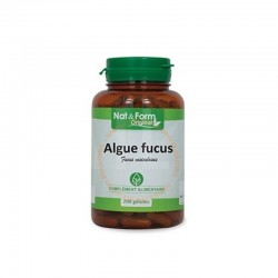 Algue fucus 200 gélules Nat...